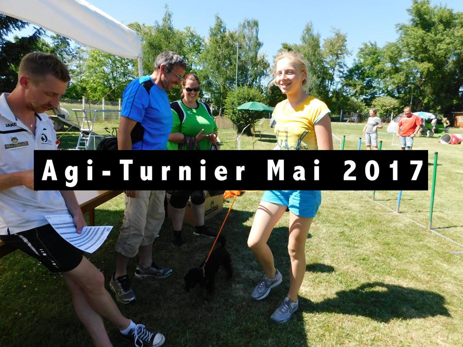 Agi-Turnier Mai 2017