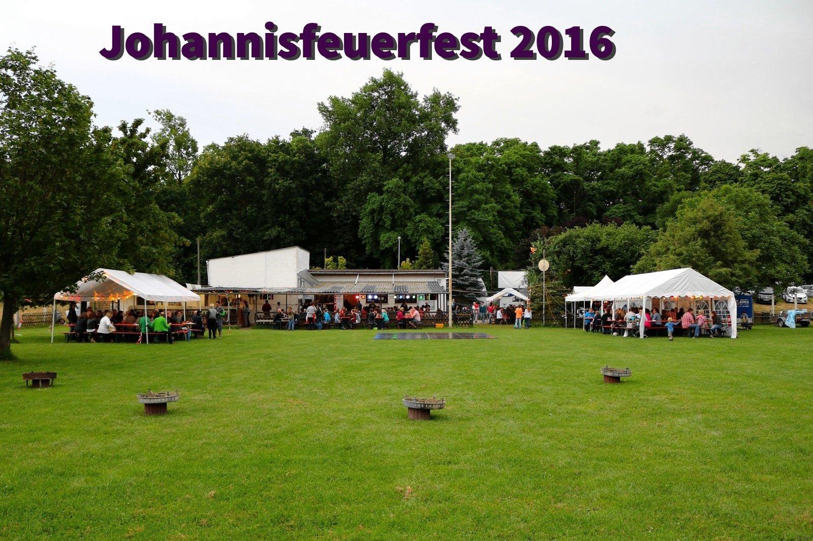 Johannisfeuerfest 2016