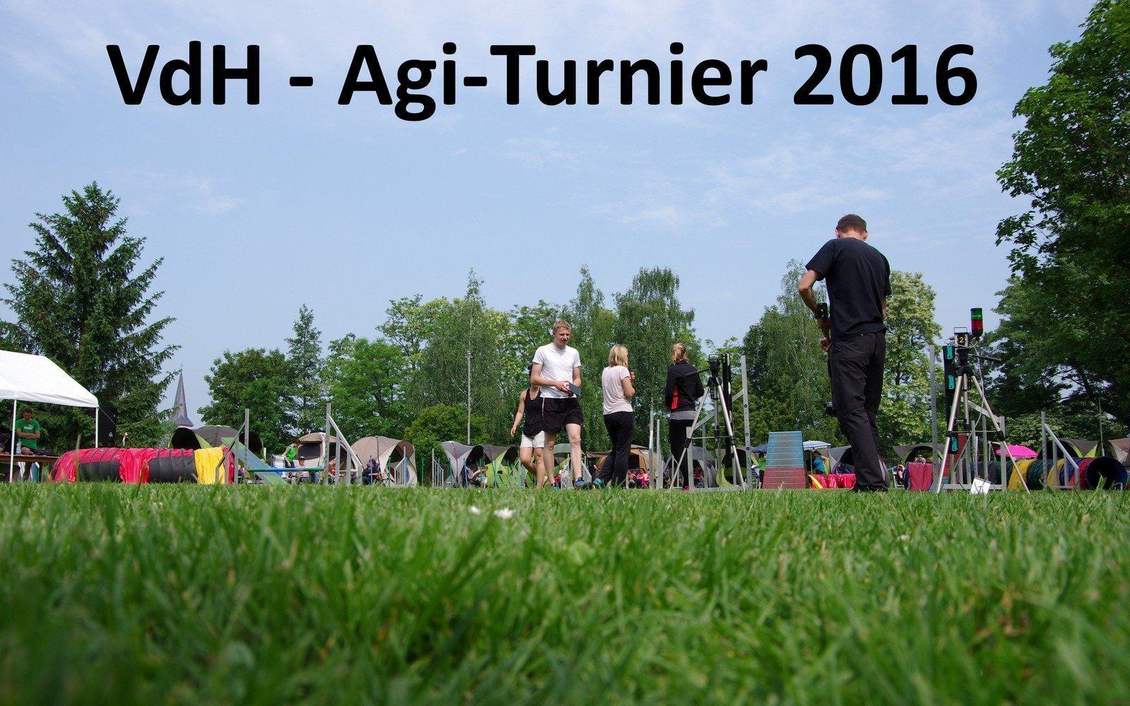 Agi Turnier 2016