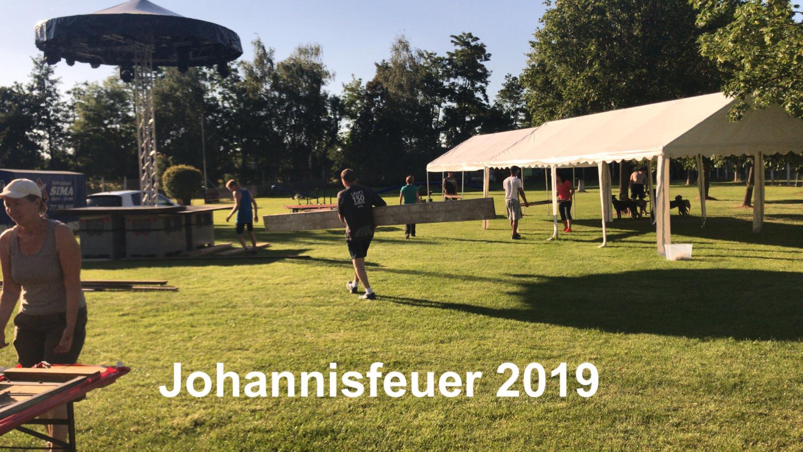 Johannisfeuer 2019